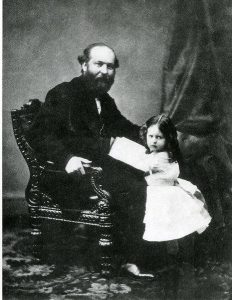 1) James A. Garfield at 16, 2) James A. Garfield with daughter Mollie in 1870, 3) Postcard of Garfield Monument at Lakeview Cemetary (All photos: Cleveland ...